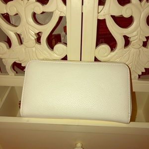 White Crossbody
